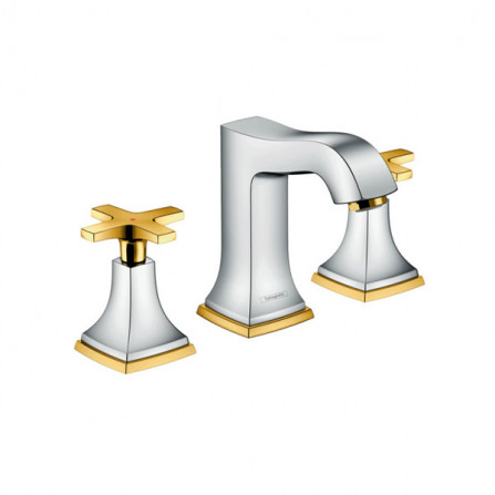 Hansgrohe Metropol Classic Смеситель для раковины на 3 отв 31306090