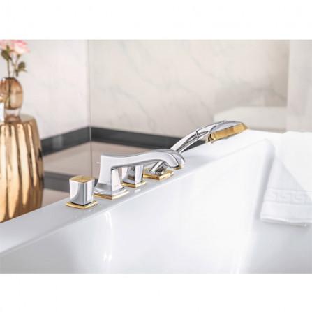 Hansgrohe Metropol Classic Смеситель для ванны на 4 отв 31315090