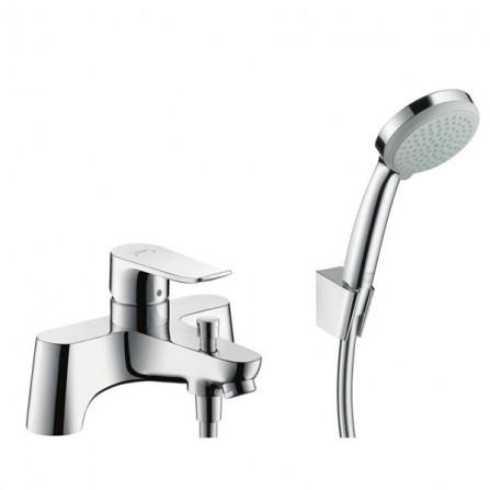 Hansgrohe Metris Смеситель для ванны на 2 отв 31422000