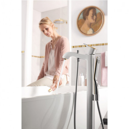Hansgrohe Metropol Classic Смеситель для ванны напольный 31445000