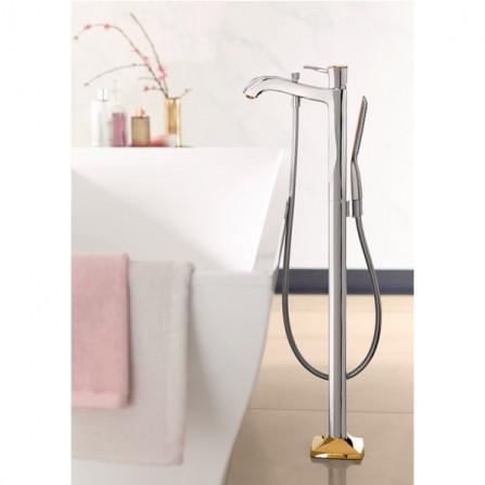 Hansgrohe Metropol Classic Смеситель для ванны напольный 31445090