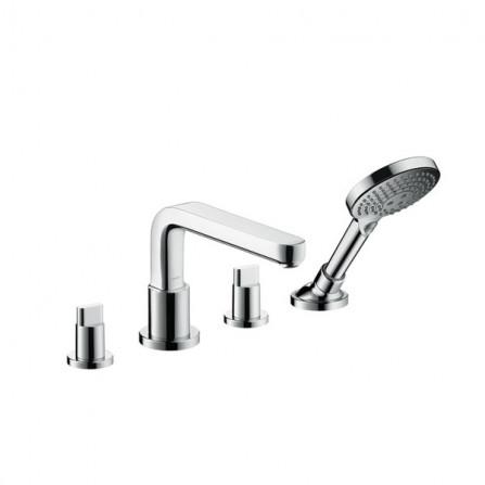 Hansgrohe Metris S Смеситель для ванны на 4 отв 31447000