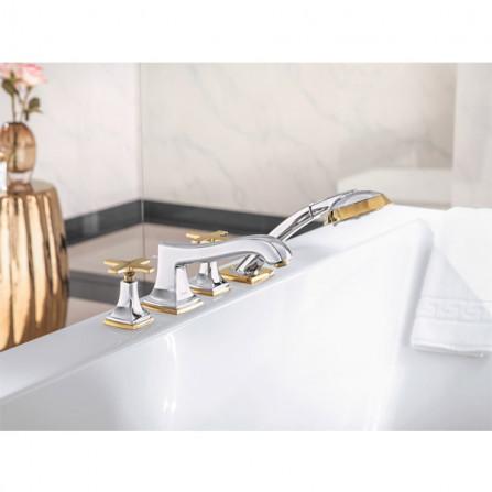 Hansgrohe Metropol Classic Смеситель для ванны на 4 отв 31449090