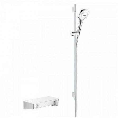 Hansgrohe ShowerTabletSelect 300/Raindance Select E 120 3jet/Combi 90 Душевой комплект 27027400
