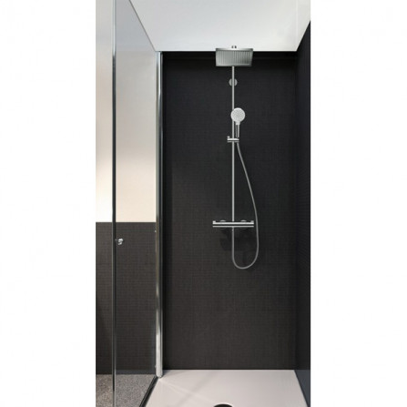 Hansgrohe Crometta E Showerpipe 240 1jet Душевая система для душа 27271000