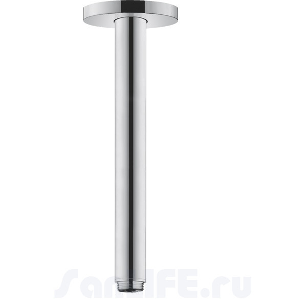 Hansgrohe Кронштейн потолочный S, 300 мм 27389000