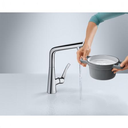 Hansgrohe Metris Select Смеситель для кухни 14883000