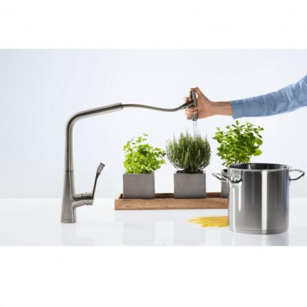 Hansgrohe Metris Select 320 Смеситель для кухни 14884000