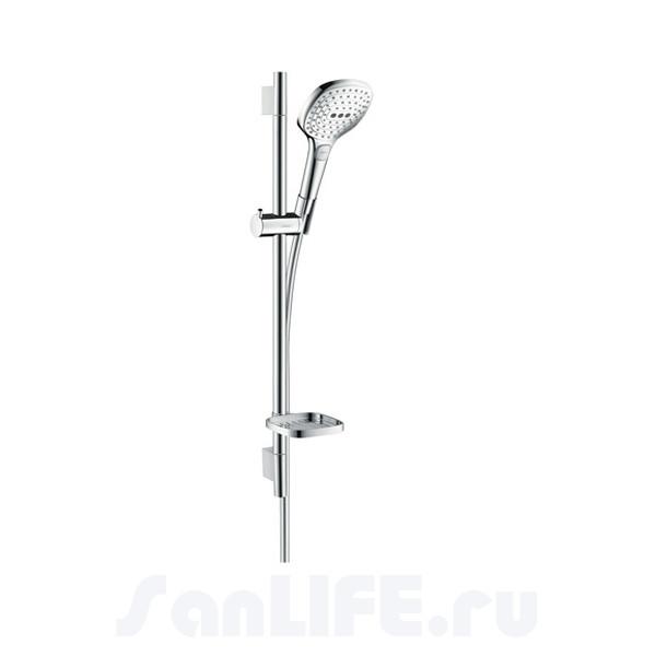 Hansgrohe Raindance Select E 120 EcoSmart /Unica'S Puro 65 Душевой гарнитур 26622400