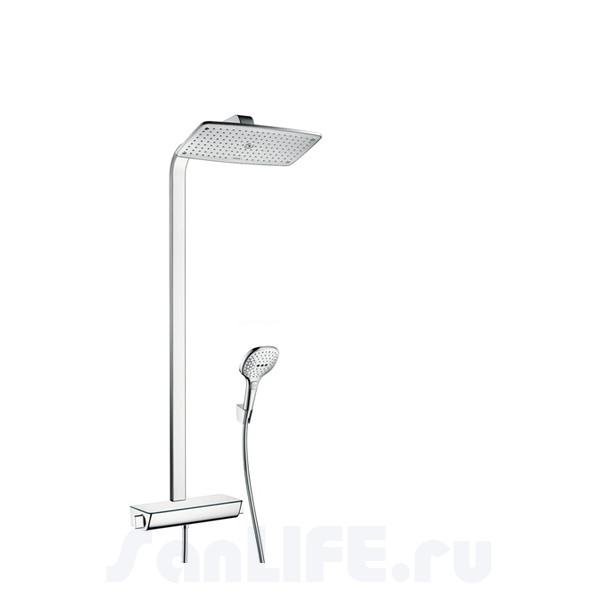 Hansgrohe Raindance Select E 360 Showerpipe Душевая система для душа 27112400