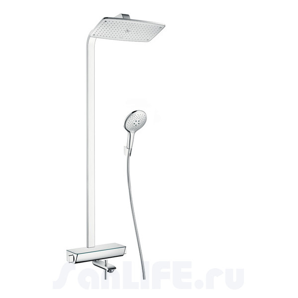 Hansgrohe Raindance Select E 360 Showerpipe Душевая система для ванны 27113000
