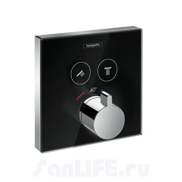 Hansgrohe ShowerSelect Термостат, 2 потребителя 15738600