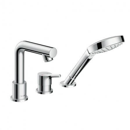 Hansgrohe Talis S Смеситель для ванны на 3 отверстия 72417000