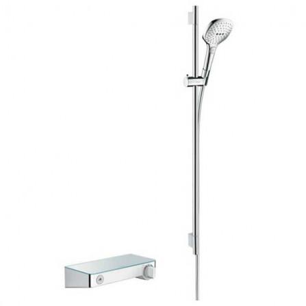 Hansgrohe ShowerTabletSelect 300/Raindance Select E 120 3jet/Combi 90 Душевой комплект 27027000
