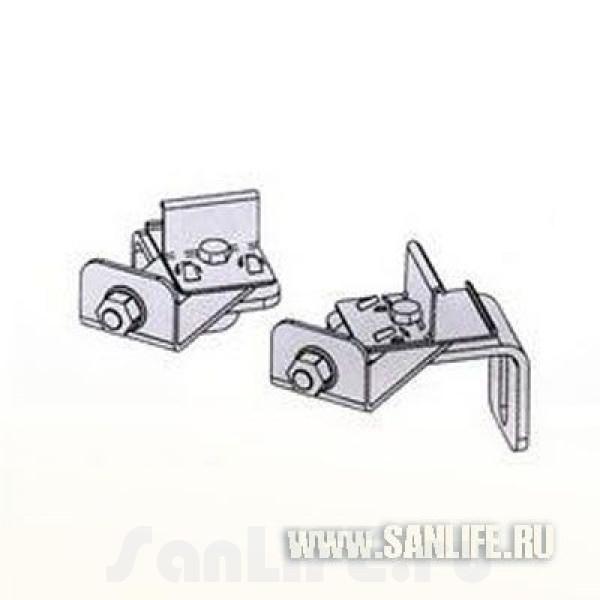 Tece Комплект угловых крепежных элементов 9380003