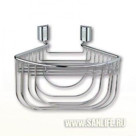 Haceka Balance Полка металлическая угловая двойная BL17