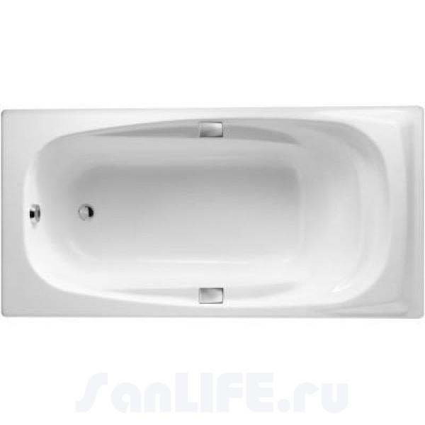 Jacob Delafon Super Repos Ванна чугунная 180x90 E2902-00