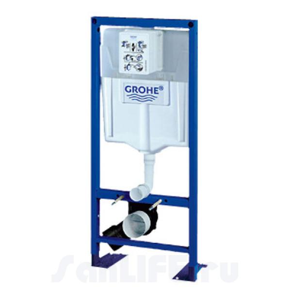 Grohe Rapid SL Инсталляция для унитаза 38584 001