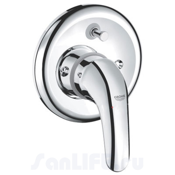 Grohe Euroeco Смеситель для ванны, СМ, комплект 32747 000