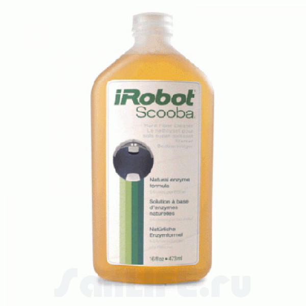 Irobot Scooba Моющее средство во флаконе 473мл