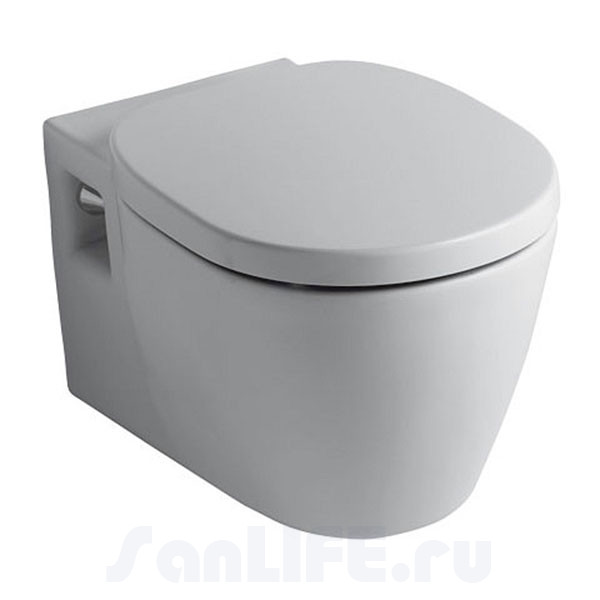 Ideal Standard Connect Унитаз подвесной E803501