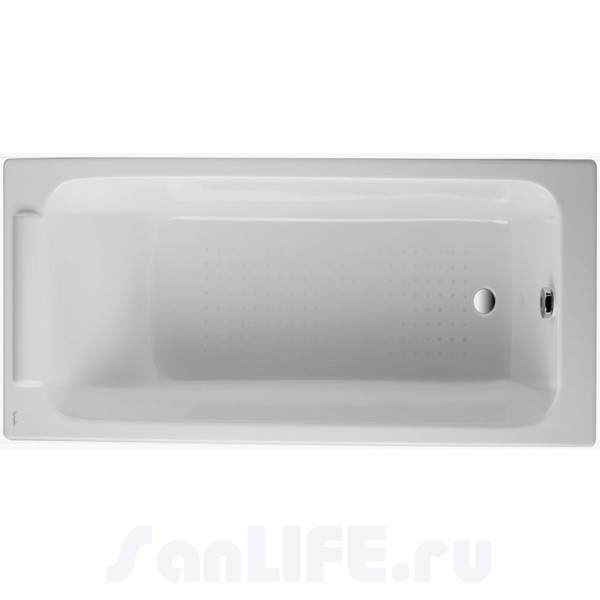 Jacob Delafon Parallel Ванна чугунная 150x70 E2946-00