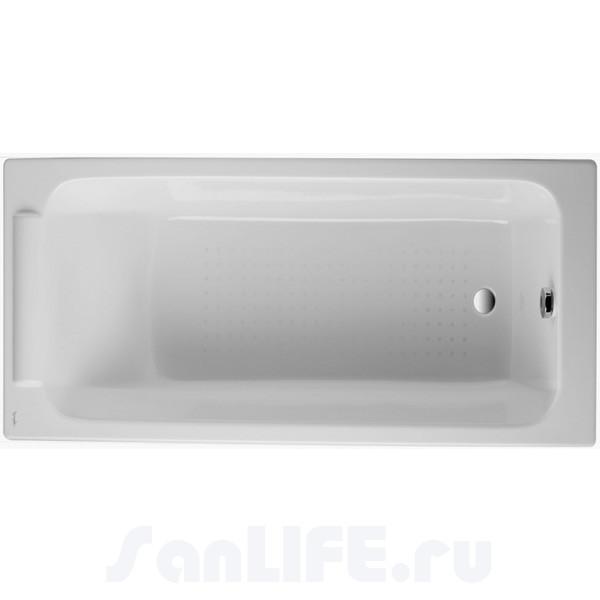 Jacob Delafon Parallel Ванна чугунная 170x70 E2947-00