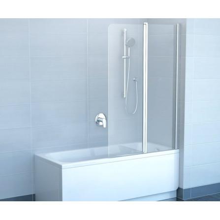 Ravak Chrome CVS2-100 L Шторка для ванны 7QLA0U00Z1