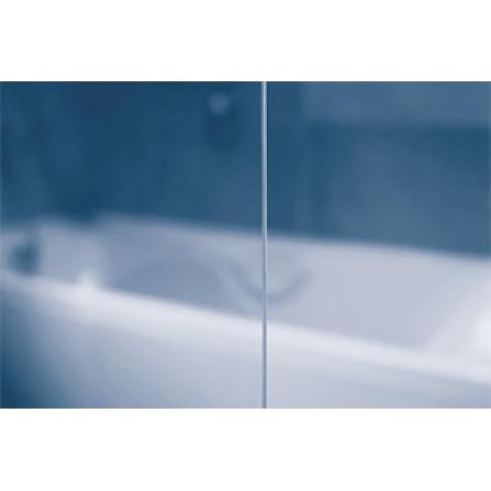 Ravak Chrome CVS2-100 L Шторка для ванны 7QLA0100Z1
