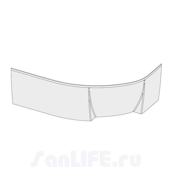 Ravak Rosa II 170 R Панель фронтальная CZ41200A00