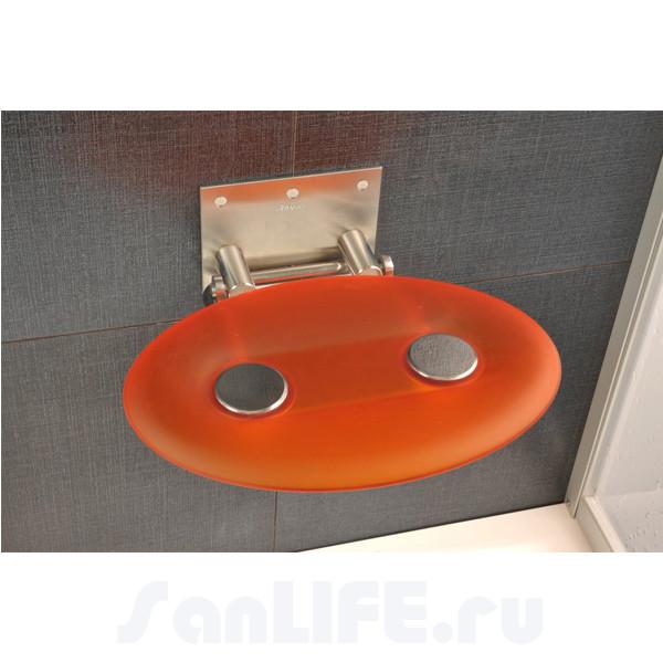 Ravak Ovo-P-Orange Сиденье для душа