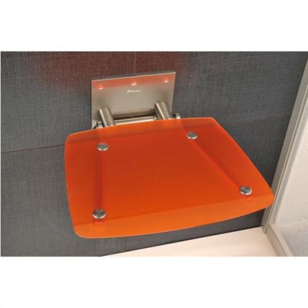 Ravak Ovo-B-Orange Сиденье для душа