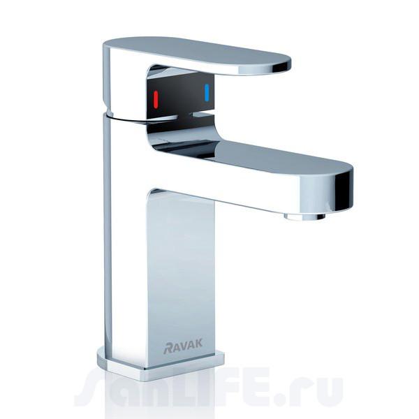 Ravak Chrome Смеситель для раковины CR 012.00
