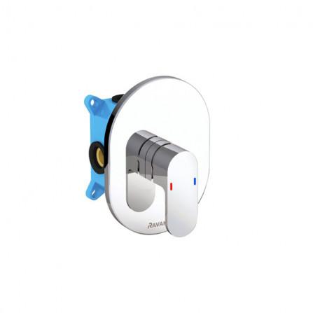 Ravak Chrome Смеситель для душа, панель, СМ CR 066.00