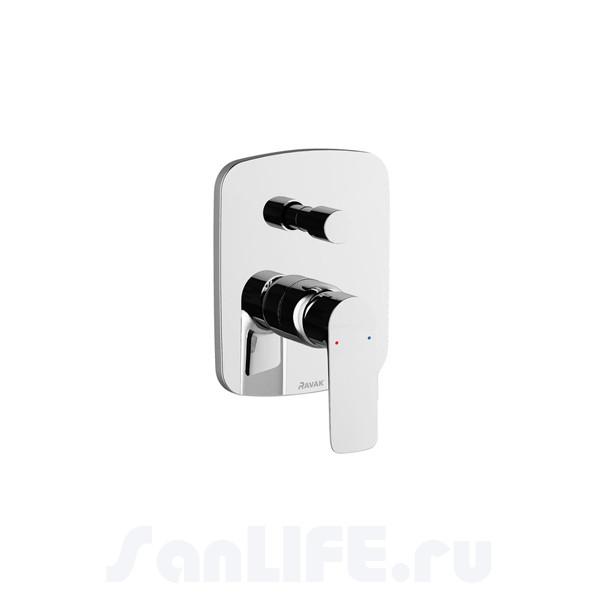 Ravak Classic Смеситель для ванны, комплект, СМ CL 061.00