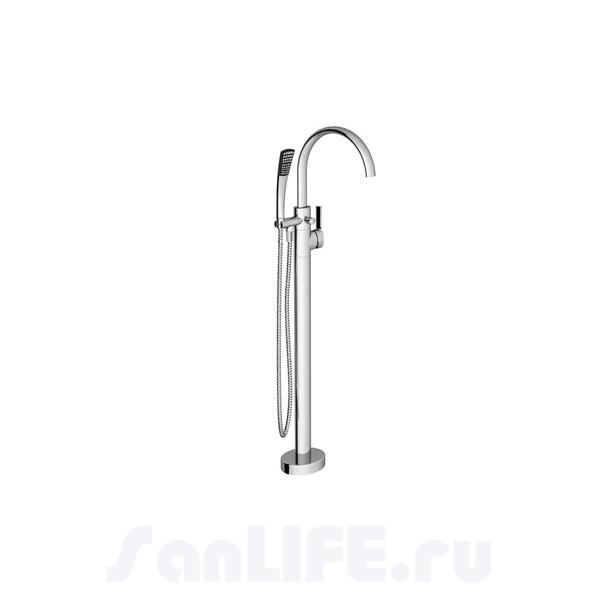 Ravak Freedom Смеситель для ванны напольный FM 080.00