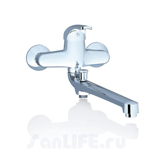 Ravak Rosa Смеситель для ванны RS 051.00