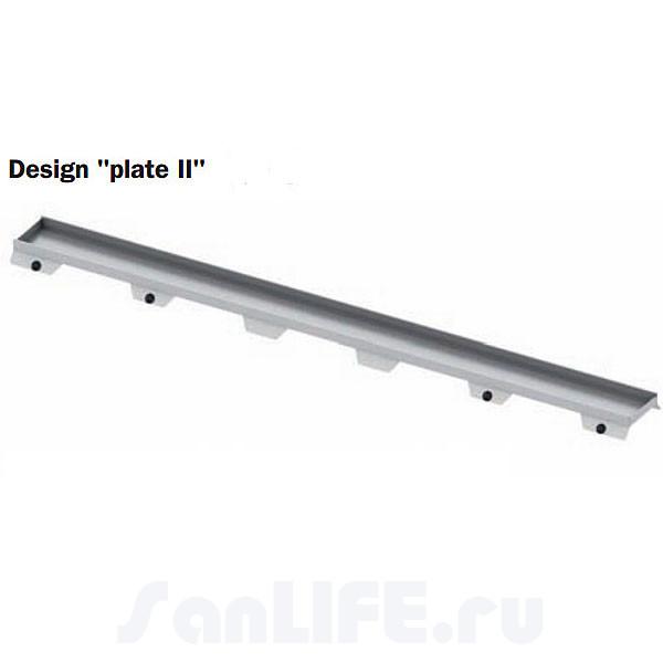 Tece drainline 120 Основа для плитки Plate II 601272