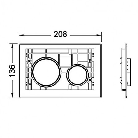 TECEloop modular Клавиши 9 240 664