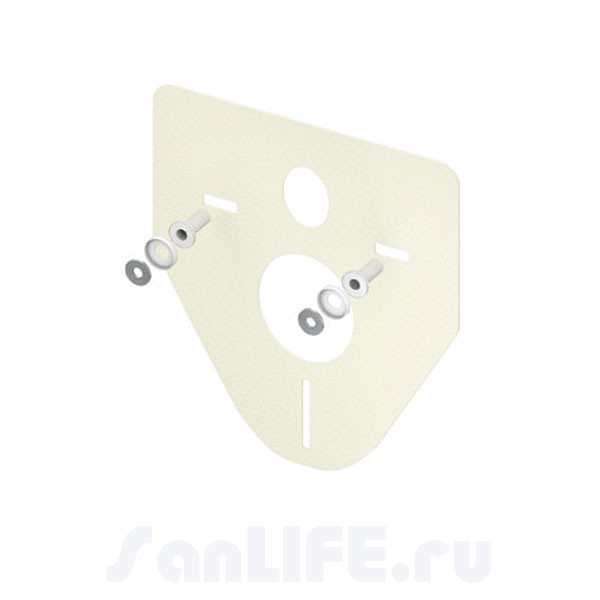 Tece Прокладка звукоизоляционная для монтажа подвесного унитаза и биде 9200010