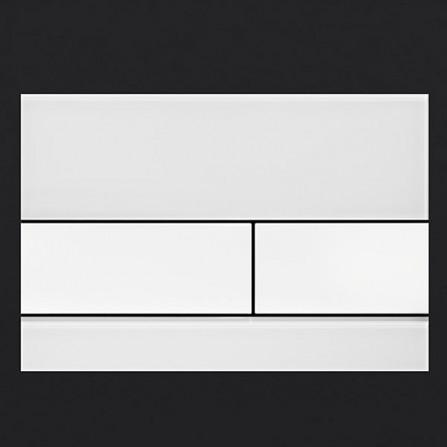 TECEsquare Панель смыва с двумя клавишами 9 240 800