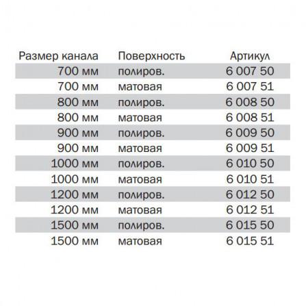 Tece drainline 120 Декоративная решетка Quadratum 601250