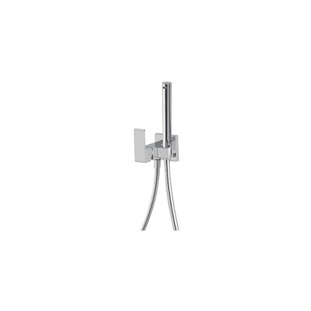 Tres Cuadro Смеситель с гигиеническим душем, СМ 00612301