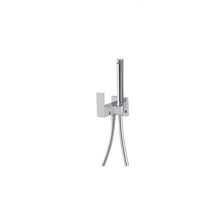 Tres Cuadro Смеситель с гигиеническим душем, СМ 00612302