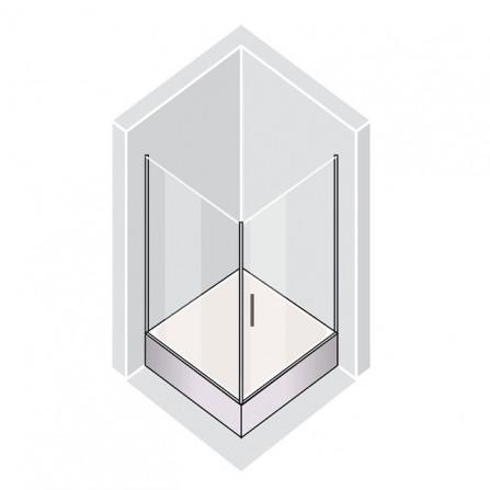 Vegas EP-Fis Душевой уголок EP-Fis 90 05 01