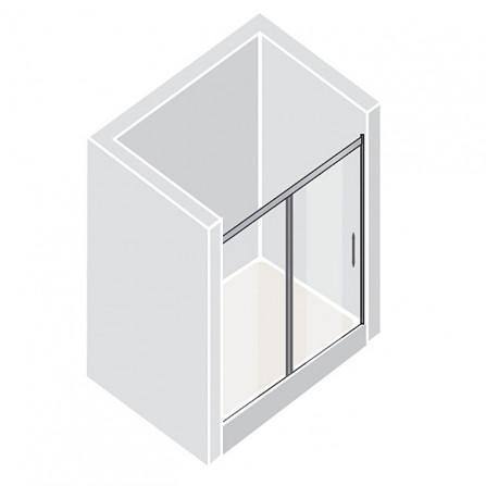 Vegas ZP 100 Душевая дверь ZP 100 05 01